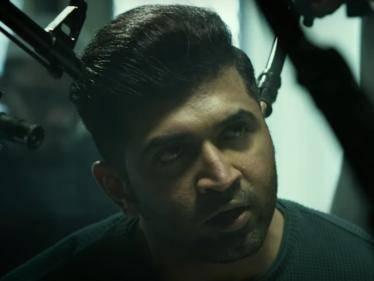 arun vijay arivazhagan regina cassandra action thriller borrder trailer released
