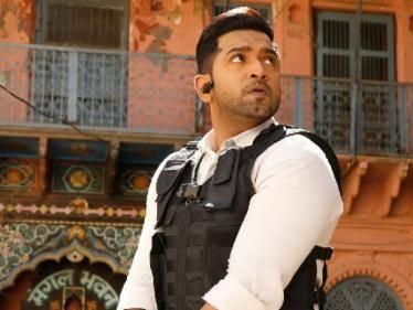 arun vijay borrder movie release date november 19 regina cassandra stefy
