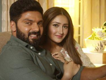 arya sayyeshaa blessed with a baby girl wishes pour in vishal announces