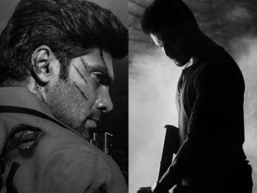 arya vishal anand shankar enemy teaser release date announcement