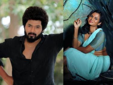 கார்த்திக் ராஜ் - ரம்யா பாண்டியன் நடிக்கும் முகிலன் !