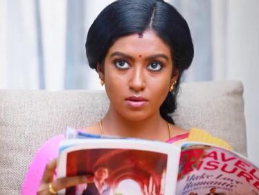 பாரதி கண்ணம்மா பிரபலத்தின் புதிய வைரல் வீடியோ !