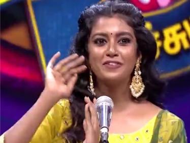 பாரதி கண்ணம்மா ரோஷ்ணியின் புதிய வைரல் வீடியோ !