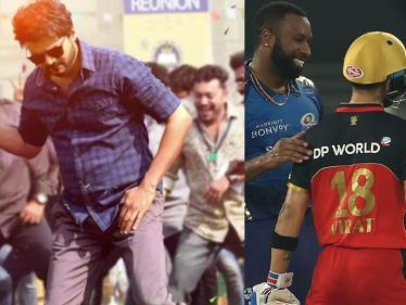 மாஸ்டர் பாடலுடன் மாஸான IPL ப்ரோமோ...ட்ரெண்டிங் வீடியோ !