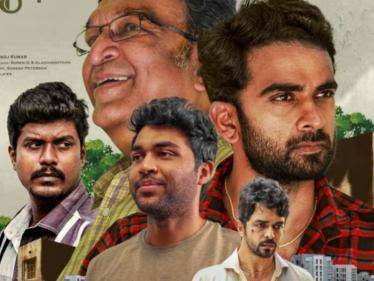 ashok selvan next movie sila nerangalil sila manidhargal first look poster out now