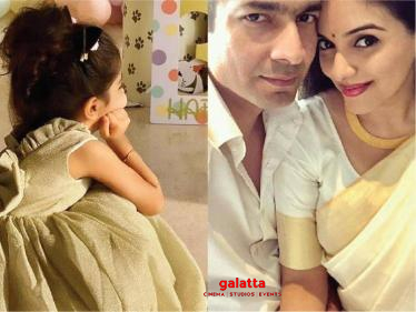 Asin's daughter looks exactly like her in her third birthday celebration - viral pictures and videos - Latest  Movie News