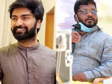 atharvaa director a sarkunam new movie shoot started in tanjore
