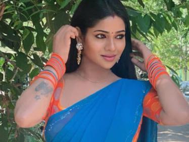 கண்மணி சீரியல் நடிகையின் இன்ஸ்டாகிராம் கணக்கு ஹேக்...வருத்தத்தில் ரசிகர்கள்