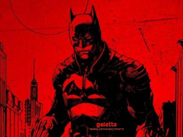 WOW: The Batman - Official Title Logo & First Look Poster Released! Check Out!