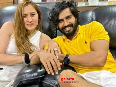GOOD NEWS: Vishnu Vishal gets engaged to this sports personality!