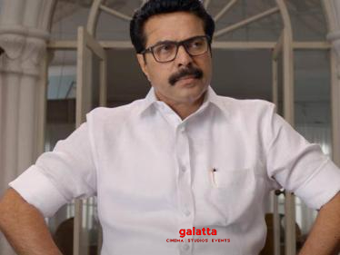 New Teaser from Mammootty's One - Classy and Grand!