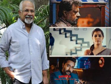 Mani Ratnam launches the first look poster of this new film - Interesting Details here!