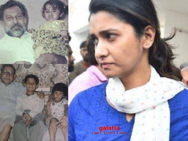 Priya Bhavani Shankar gets emotional after the death of her grandfather!