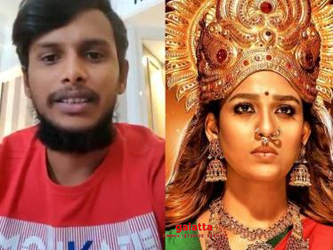 IPL sensation Natarajan's latest video about Mookuthi Amman goes viral!