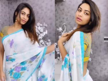 ரெட்டை ரோஜா ஷிவானியின் வைரல் வீடியோ !-