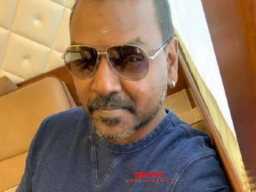 Raghava Lawrence's important statement about Chandramukhi 2's female lead!-