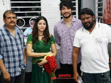 Gautham Karthik and Parthiiban join hands for a thriller with director Ezhil!