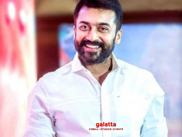 "Suriya heaps praise on G.V.Prakash - ""Thank you for making Soorarai Pottru more special"""