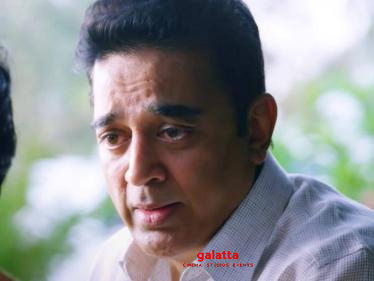 Kamal Haasan mourns the death of this Indian legend!