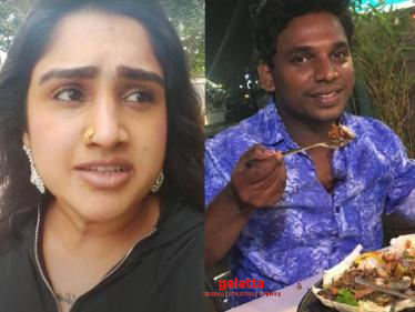 Nanjil Vijayan denies apologizing to Vanitha Vijayakumar - check what he has to say!
