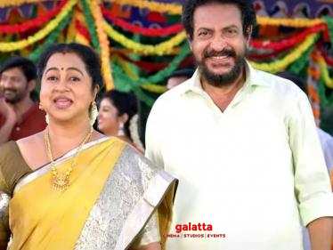 Radikaa Sarathkumar's Chithi 2 relaunch promo - with new actors