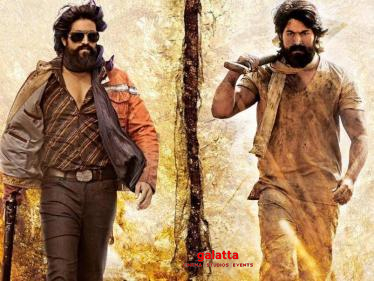 WOW: Super exciting update on KGF 2! Here is the much awaited news!-