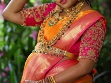 இணையத்தில் வைரலாகும் சீரியல் நடிகையின் கர்ப்பகால போட்டோஷூட் !