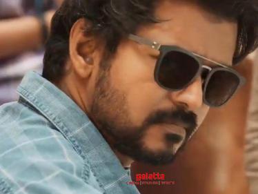 Thalapathy Vijay's Master - New Promo | Vaathi's Semma RAID! Don't Miss!