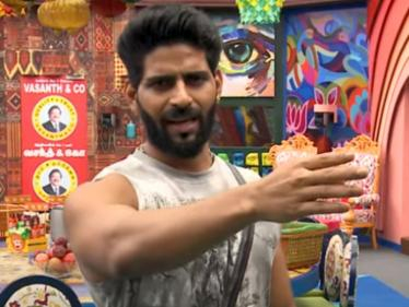 Balaji reveals his biggest problems against Aari | New Bigg Boss 4 promo