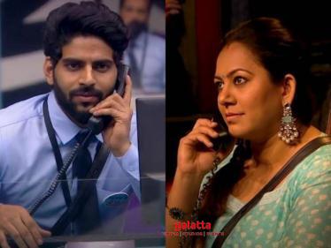 Balaji gets a big request from VJ Archana in Call Centre task   New Bigg Boss 4 promo