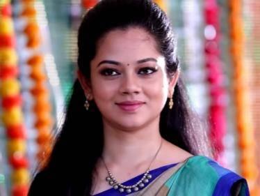 bigg boss fame anitha sampath enters colors tamil in sillunu oru kaadhal serial
