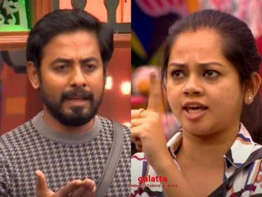 Anitha and Aari's argument turns nasty | Hot new Bigg Boss 4 promo
