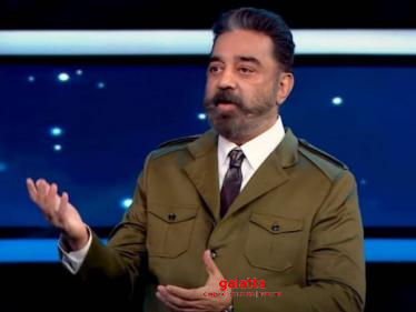 Kamal Haasan fires powerful questions at all contestants | Hot New Bigg Boss 4 promo