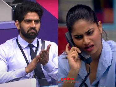 Aari questions Shivani whether it's just affection or love with Balaji | New Bigg Boss 4 promo - Tamil Cinema News