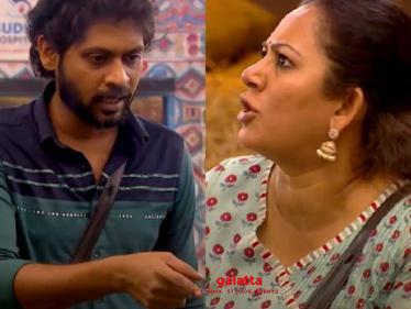 Huge argument between Rio and Archana, Balaji celebrates   New Bigg Boss 4 Promo
