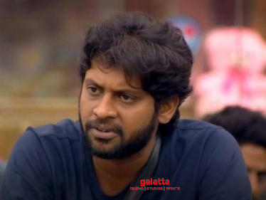Rio's strong statement about favoritism for Aajeedh | New Bigg Boss 4 promo - Tamil Cinema News