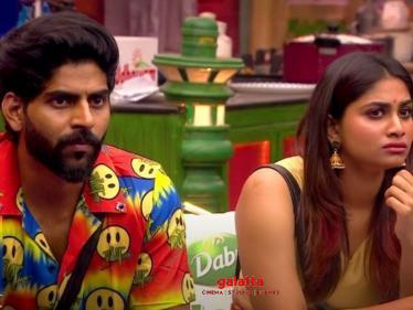 Kamal Haasan's answer leaves Balaji and Shivani speechless | New Bigg Boss 4 promo
