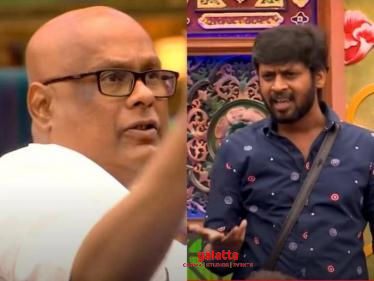 Rio Raj and Suresh Chakravarthy's arguments over a new task | Bigg Boss 4 | Day 15 - Promo 2 - Tamil Cinema News