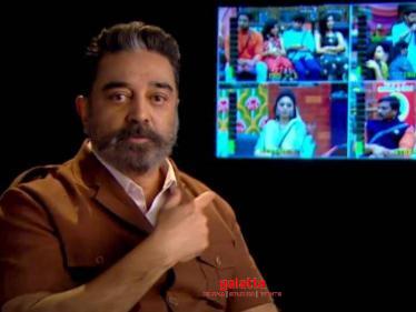 Kamal Haasan teases politics among contestants | New Bigg Boss 4 promo - Latest  Movie News