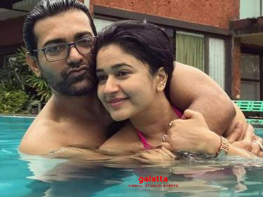 Poonam Bajwa introduces her boyfriend - trending romantic pictures here!