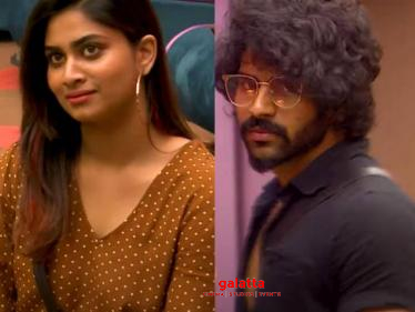 First romantic moment in Bigg Boss 4 Tamil - Latest exciting Promo!