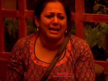 VJ Archana cries to Balaji Murugadoss - Emotional Twist in Bigg Boss 4 | Latest Promo