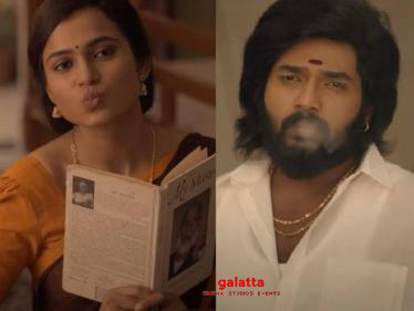 Karthik Raj and Ramya Pandian's Mugilan Web Series - TRAILER REVIEW