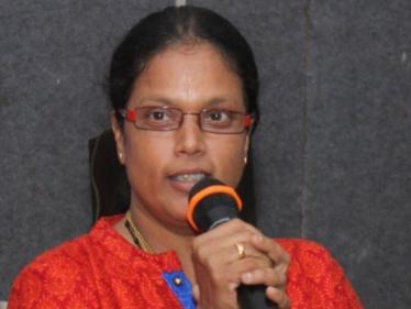 கேரளா மாநில விருதை வென்ற நடன இயக்குனர் பிருந்தா !