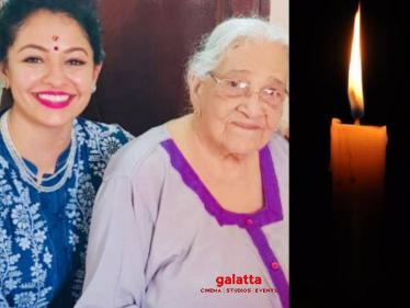 SAD: Vishwaroopam actress Pooja Kumar loses her grandmother - emotional statement here!
