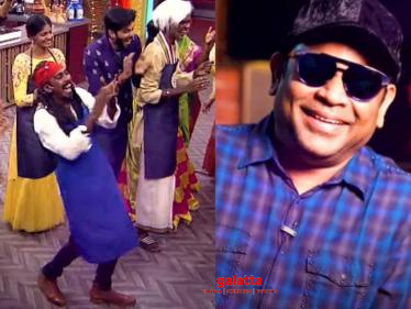 A.R.Rahman's epic reply to Pazhaya Joke Thangadurai - Funny Cook with Comali promo here!