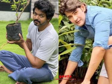 Vivekh places an important request to fans of Vijay and Mahesh Babu!