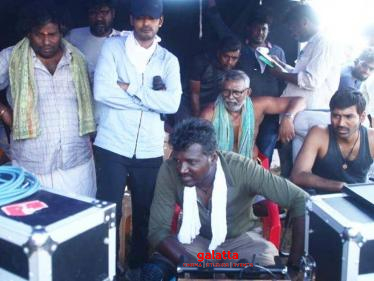 New Picture from Dhanush's Karnan goes viral - check it out!