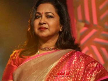 WOW: Radikaa Sarathkumar's legendary achievement! Wishes pour in!