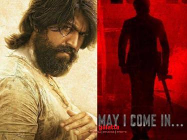 KGF 2 New Mass Promo Video - Rocky Bhai vs Adheera begins!